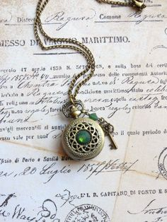 Hey, I found this really awesome Etsy listing at https://www.etsy.com/listing/95246696/wizard-of-oz-emerald-city-locket