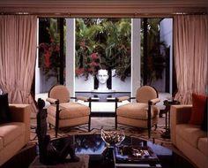 Art Deco Designs and Times: Art Deco Style Interior Design by Geoffrey Bradfie...