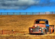i want to play with an old rusty truck (photographically speaking) ;~D