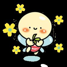 baby butterfly 'momo' - LINE Creators' Stickers