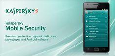 PCのアンチウイルスソフトでは愛用者の多いロシアのフル機能スマホセキュリティアプリ『カスペルスキー モバイル セキュ...