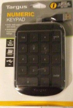 Targus AKP10US Wired Keyboard