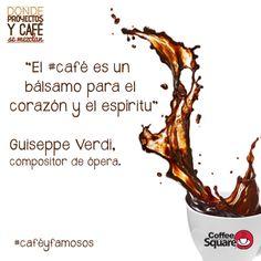 El #café es una bebida que ha sido apreciada por muchas figuras célebres de la historia.