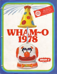 Wham-O Fun Fountain... flooding me memories of hot summer days getting cooled off by this!