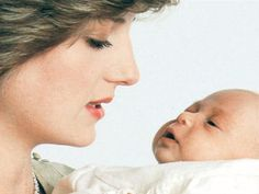 Prince William Arthur Philip Louis, born: St Mary's Hospital, Paddington, June 21st,1982. Weight: 7Ibs 1.5oz