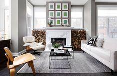 + de 50 fotos de salas decoradas: modernas, pequeñas, nórdicas, vintage, ... ¡no te lo pierdas!
