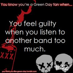 So you like Green Day, huh? Lucky for you, so do we! We only hope to fill your dashboards with...
