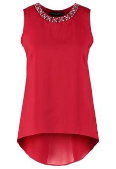 Dorothy Perkins Blusa Red camisetas y blusas red Perkins Dorothy blusa Noe.Moda