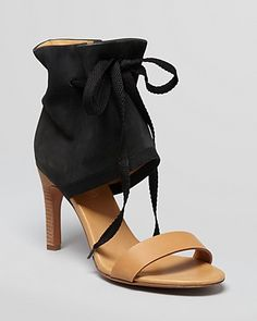 See by Chloé Sandals - Dusino Cuffed High Heel | Bloomingdale's