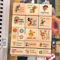 Várias caixas selo professor hot com limitada inglês comentários embarques gratuitos