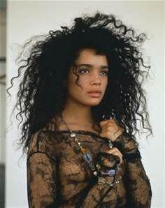 Lisa Bonet Kravitz --Always had a Bbbbiiigggg crush on this woman.