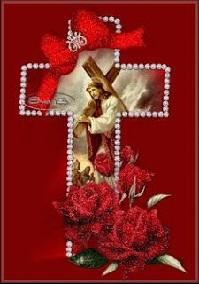 Passion of Christ Image Jesus, Pictures Of Jesus Christ, Religious Pictures, The Cross Of Christ, Glitter Graphics, Beautiful Gif, Gif Pictures, Cross Pictures, Jesus Is Lord