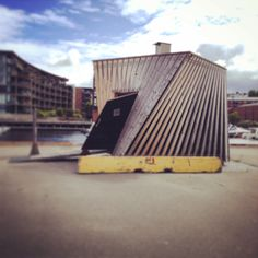 Camera Obscura in Trondheim, Norway
