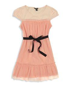 Girls Adorable tulle dress - forever21