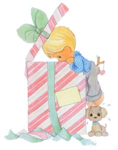 precious moments images clipart | Precious Moments Holiday Clip Art Pictures