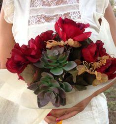Assorted floral bouquet  Elegant&Modern