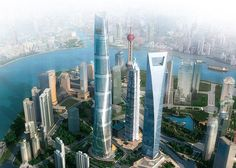 Shanghai Tower, the world's second-tallest building, tops out