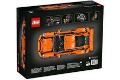 This Porsche 911 GT3 RS Lego Set has 2700 Pieces and Costs  300   porschegt3rs Porsche 97e42b36a3f5