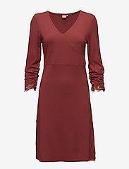 Idalinacr Dress (Spicy Mustard) (599.25 kr) - Cream -   Boozt.com Dresses For Work, Dresses With Sleeves, Matilda, Stretch Jeans, Shapewear, Mustard, Spicy, Dresser, Leggings