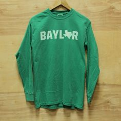 Baylor Texas O Long Sleeve