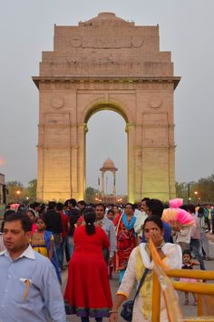 India - places to visit in New Delhi