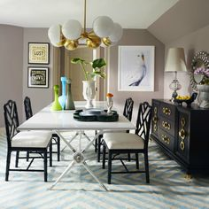 6 Astonishing Dining Room Table Designs By Jonathan Adler | Dining Room Ideas. Dining Room Design. Modern Dining Table. #diningroom #diningroomtable #homedecor Read more: http://diningroomideas.eu/astonishing-dining-room-table-designs-jonathan-adler/