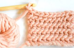 I love using super easy crochet stitches, and today I want to share this gorgeous crochet Purl Slip Stitch that is so much fun. It creates a fabric that looks a lot like knitting and it could make a great stitch for a wide variety of projects. If you've seen knit garter stitch or purl stitches, this...Read More »