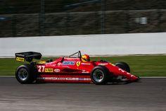 [OC] 1982 Ferrari 126 C2, Spa