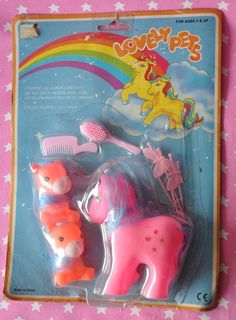 """""""Lovely Pets"""" is some of the most adorable fakie babies, sold as twins with a fake remco. I have been told they were purchased in argentina, but I don't know for sure. In Japan, My Little Ponies were..."""