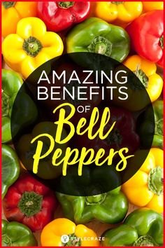 Amazing Benefits Of Capsicum For Skin, Hair And Health: Bell peppers are loaded with nutrients like vitamins A, C and K, carotenoids and dietary fiber which makes them immensely beneficial for the overall good health. Superfood Salad, Superfood Recipes, Healthy Recipes, Healthy Foods, Healthy Habits, Vitamin A, Nutrition Tips, Health And Nutrition, Health Facts