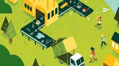 Como a economia circular pode revolucionar a indústria e criar riqueza através dos resíduos