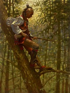 """Treetop advantage - Doug Hall """"Doug Hall i"""