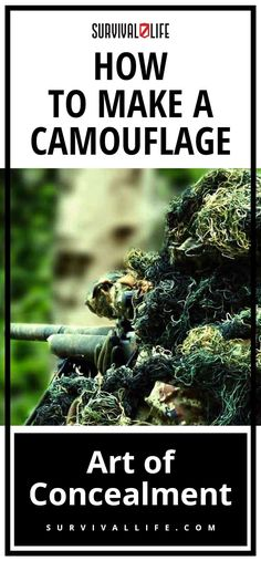 A perfect camouflage suit will let you seamlessly blend with your surroundings. Read on and find out how to make your own ghillie suit! Survival Life, Survival Prepping, Survival Skills, Emergency Preparedness, Survival Gear, Camo Suit, Camouflage Suit, Hot Suit, Ghillie Suit