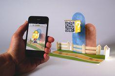 augmented reality paper mario - DePapercraftBlog
