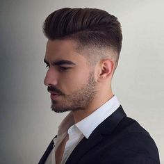 Hair Style Men Ombre Hair Color Trends  Is The Silver #grannyhair Style