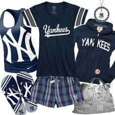 Womens New York Yankees Fashion