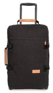 !!!Handgepäckstrolley schwarz Eastpak Tranverz S schwarz Nylons, Sissi, Fashion, Travel Bags, Suitcase, Bags, Black, Moda, La Mode