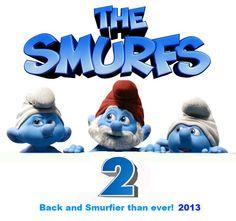 Smurfs 2!!!!!!!!!!!