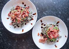 Healthy Carbonara Pasta #food #recipe #delicious