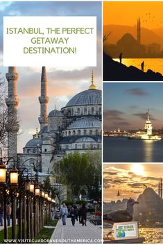 here are some activities to explore this perfect getaway destination Stuff To Do, Things To Do, Visit Istanbul, Blue Mosque, The Perfect Getaway, Hagia Sophia, Grand Bazaar, Turkey Travel, Public Transport