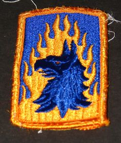 12th Aviation Brigad  United States Army Patch Shoudler Patch Collectible to wear or us as a prop or just collect  http://www.rarevintagecollectibles.com