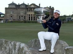 Tyrrell Hatton showed the world he is going to be the next big name in British golf with an emphatic win in the Alfred Dunhill Links Championship at St Andrews.  Playing with a maturity and panache that belied his 24 years Hatton added a 66 on the Old Course to his record-equalling third round 62 for a four-shot victory over Englands Ross Fisher and South Africas Richard Sterne.  Hatton said: It feels amazing. Ive wanted this moment since I was a six-year-old. Its a dream come true and to do…