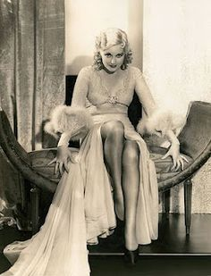 Thelma Todd--Though her death was legally ruled a suicide, most believe her tragically murdered by her mobster boyfriend.
