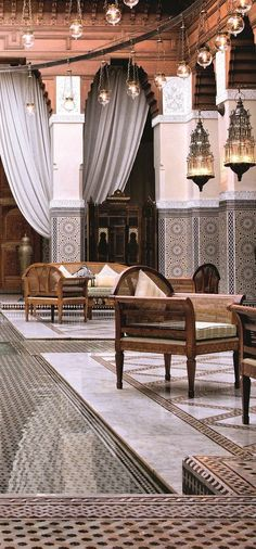 The Royal Mansour Marakech