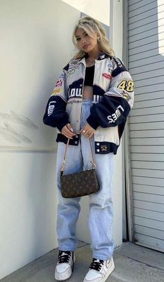 Adrette Outfits, Swaggy Outfits, Neue Outfits, Teen Fashion Outfits, Retro Outfits, Cute Casual Outfits, Tomboy Fashion, Look Fashion, Streetwear Fashion