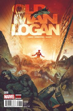 Old Man Logan #8 (2016)
