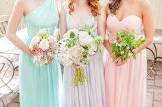 Featured: Watercolor Wedding Inspiration on Weddings Chicks Pastel Wedding Theme, Whimsical Wedding, Chic Wedding, Wedding Trends, Wedding Colors, Wedding Styles, Dream Wedding, Wedding Ideas, Wedding Decor