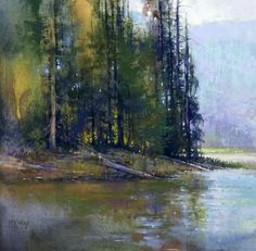 Richard Mckinley #tree #landscape #art