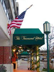 The Townsend Hotel Birmingham Michigan Dinner Best Restaurants In Detroit