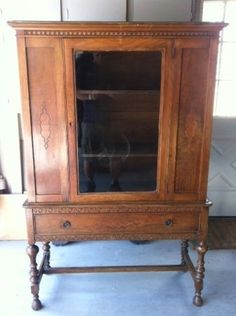1000 Images About China Cabinets On Pinterest Antique